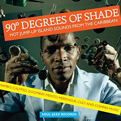 Soul Jazz Records Presents 90 DEGREES OF SHADE: VOL 1 Vinyl Record