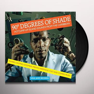 Soul Jazz Records Presents 90 DEGREES OF SHADE: VOL 1  (WB) Vinyl Record - Gatefold Sleeve, Digital Download Included