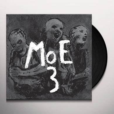 Moe 3 Vinyl Record - w/CD