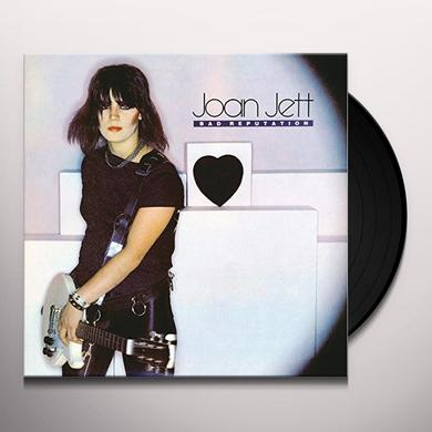 Joan Jett & The Blackhearts BAD REPUTATION Vinyl Record