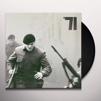 David Holmes 71 / O.S.T. Vinyl Record