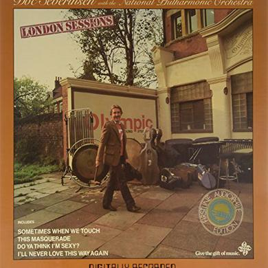 Doc Severinsen LONDON SESSIONS Vinyl Record