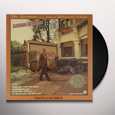 Doc Severinsen LONDON SESSIONS Vinyl Record
