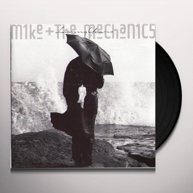 MIKE & MECHANICS LIVING YEARS Vinyl Record