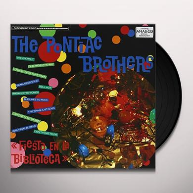 PONTIAC BROTHERS FIESTA EN LA BIBLIOTECA Vinyl Record