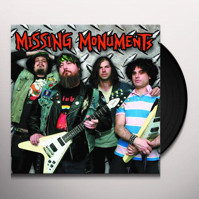 MISSING MONUMENTS Vinyl Record