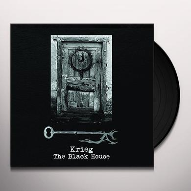 Krieg BLACK HOUSE Vinyl Record