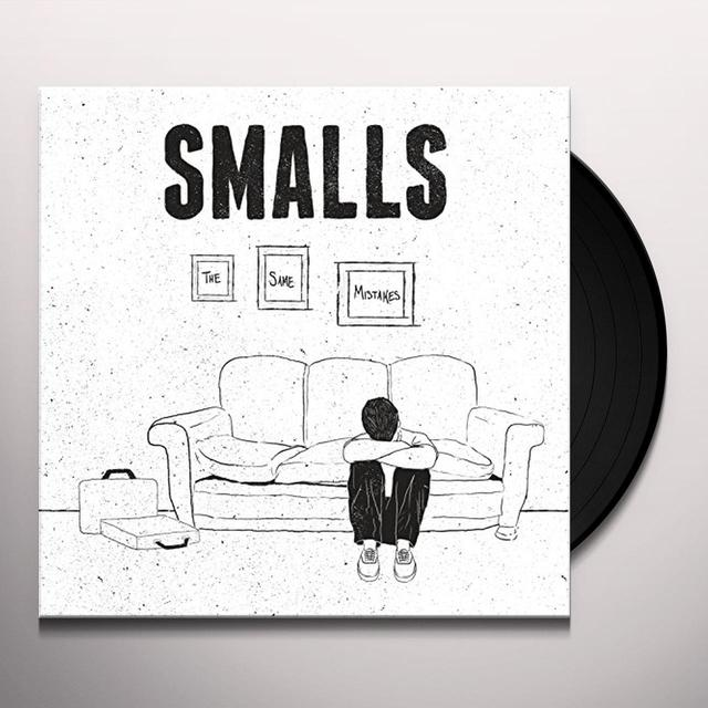 SMALLS SAME MISTAKES Vinyl Record