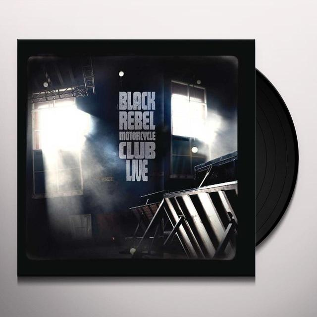 BLACK REBEL MOTORCYCLE LIVE Vinyl Record