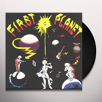 FIRST PLANET TOP OF THE WORLD Vinyl Record