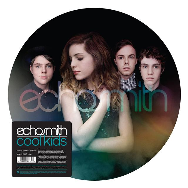 Echosmith COOL KIDS Vinyl Record - Picture Disc