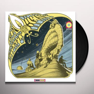 Iron Butterfly HEAVY Vinyl Record - Mono, 180 Gram Pressing, Mono