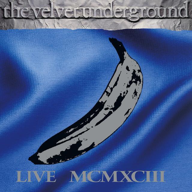Velvet Underground LIVE MCMXCIII Vinyl Record