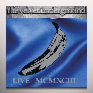 Velvet Underground LIVE MCMXCIII Vinyl Record - Colored Vinyl