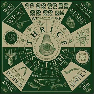 Thrice VHEISSU Vinyl Record