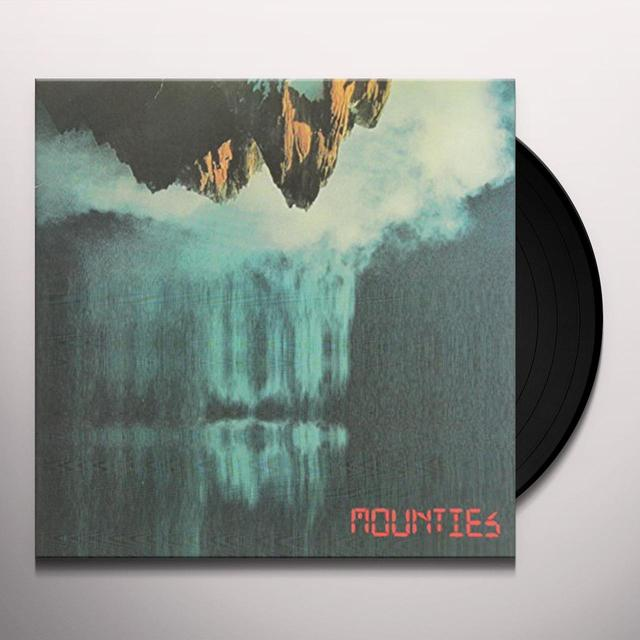 Mounties THRASH ROCK LEGACY Vinyl Record