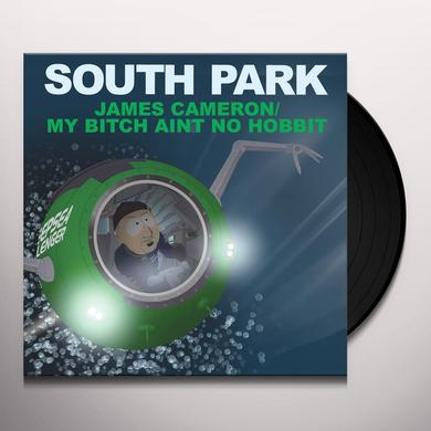 South Park JAMES CAMERON / MY BITCH AIN'T NO HOBBIT Vinyl Record - Picture Disc