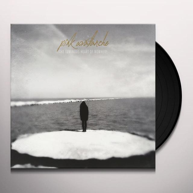 PINK AVALANCHE LUMINOUS HEART OF NOWHERE Vinyl Record