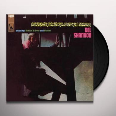 Del Shannon FURTHER ADVENTURES OF CHARLES WESTOVER Vinyl Record