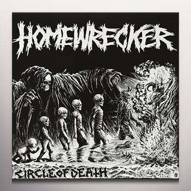 Homewrecker CIRCLE OF DEATH Vinyl Record