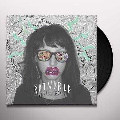Menace Beach RATWORLD Vinyl Record - Digital Download Included