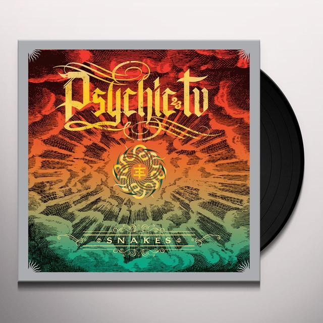 Psychic Tv SNAKES Vinyl Record