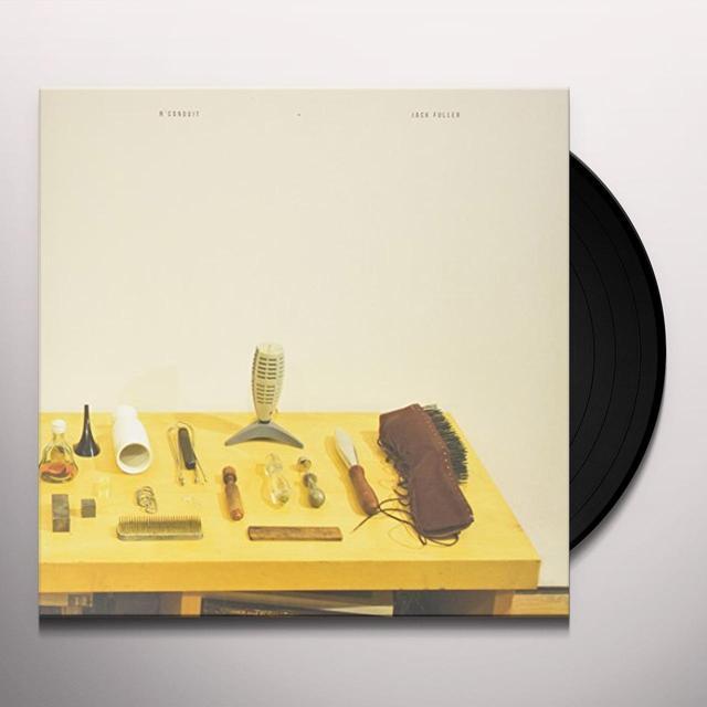 N'Conduit / Jack Fuller BORSALINO Vinyl Record
