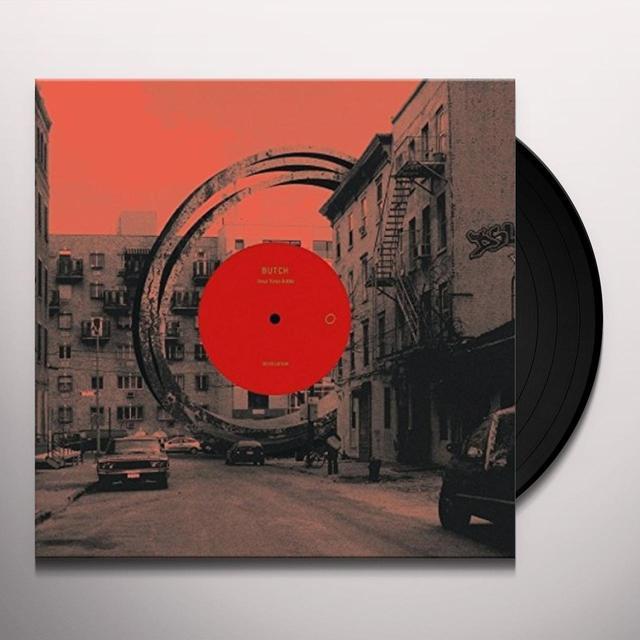 Butch SINUS TONES & 808S Vinyl Record