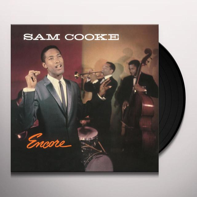 Sam Cooke ENCORE Vinyl Record