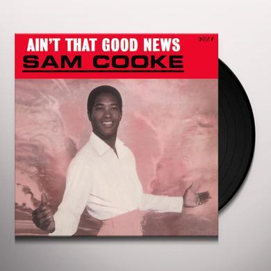 Sam Cooke AIN'T THAT GOOD NEWS Vinyl Record