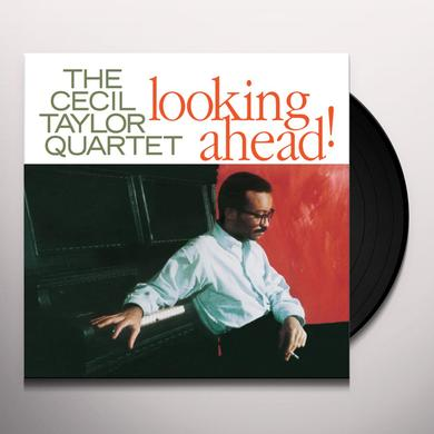 Cecil Taylor LOOKING AHEAD Vinyl Record