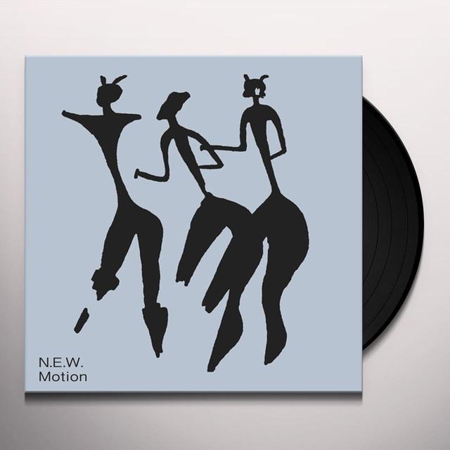 N.E.W. MOTION Vinyl Record