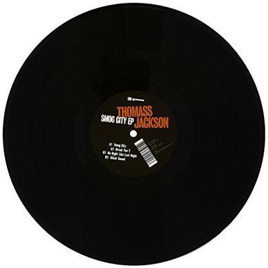Thomass Jackson SMOG CITY Vinyl Record