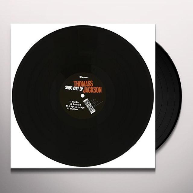 Thomass Jackson SMOG CITY (EP) Vinyl Record