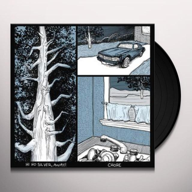 HI HO SILVER AWAY CHORE Vinyl Record