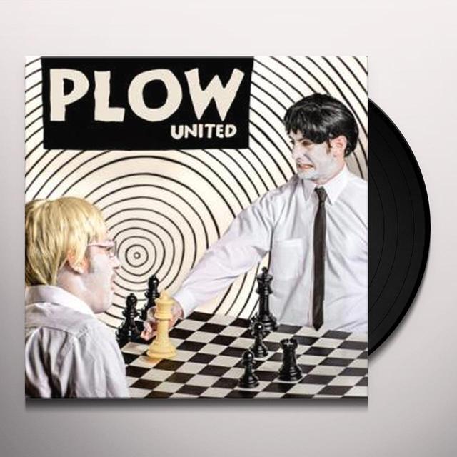 PLOW UNITED Vinyl Record