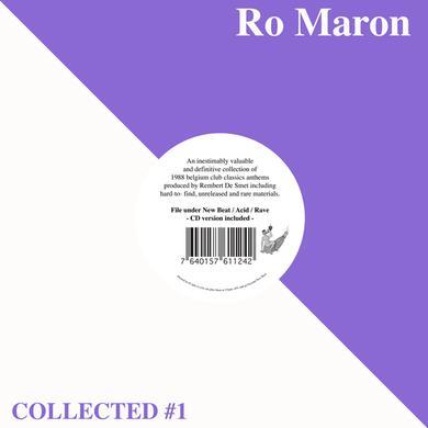 Ro Moran COLLECTED 1 Vinyl Record