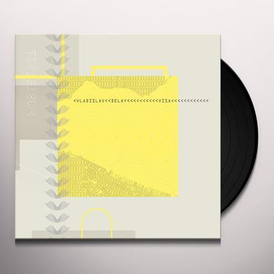 Vladislav Delay VISA Vinyl Record