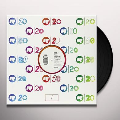 Katy B KATY ON A MISSION Vinyl Record
