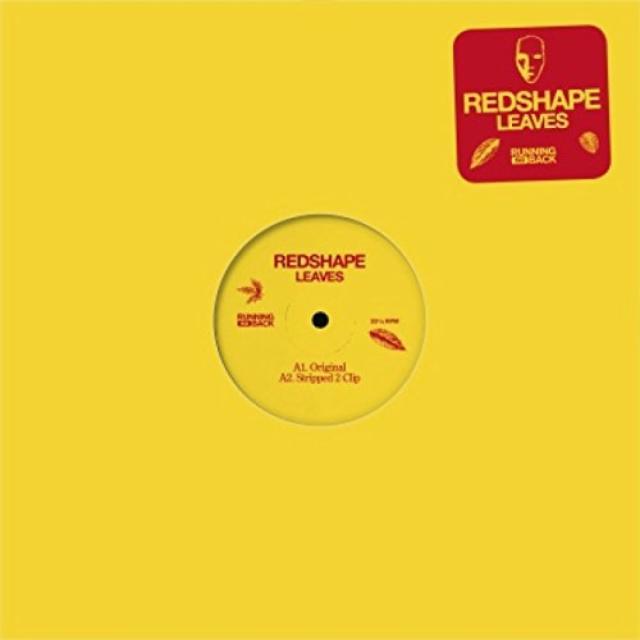 Redshape LEAVES Vinyl Record