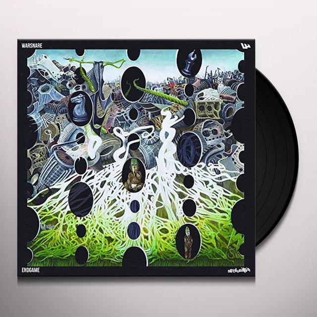 WARSNARE ENDGAME (EP) Vinyl Record