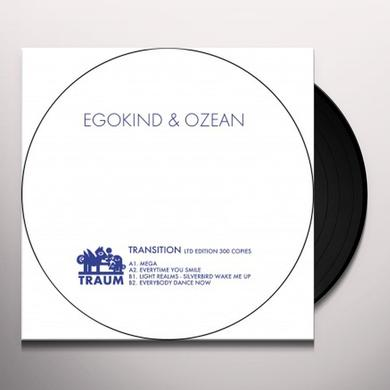 EGOKIND & OZEAN TRANSITION Vinyl Record