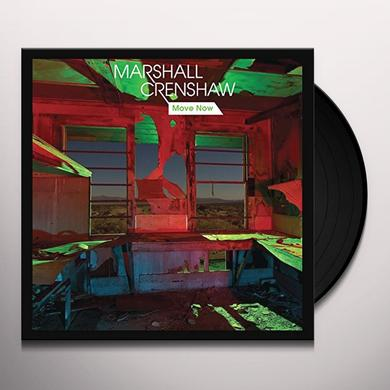 Marshall Crenshaw MOVE NOW Vinyl Record - UK Import