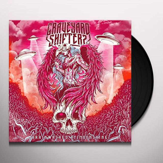 GRAVEYARD SHIFTERS BRAINWASHED BY MOONSHINE (EP) Vinyl Record - UK Release