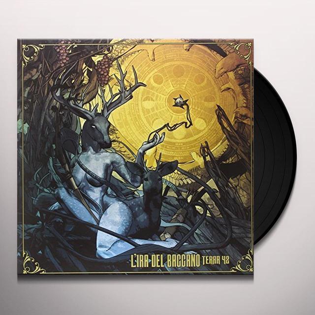 L'IRA DEL BACCANO TERRA42 Vinyl Record - UK Import