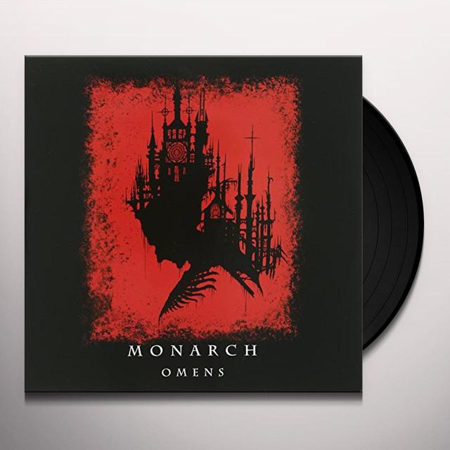 MONARCH OMENS Vinyl Record - UK Import