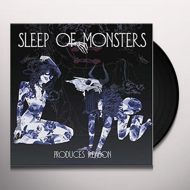 SLEEP OF MONSTERS PRODUCES REASON Vinyl Record - UK Release