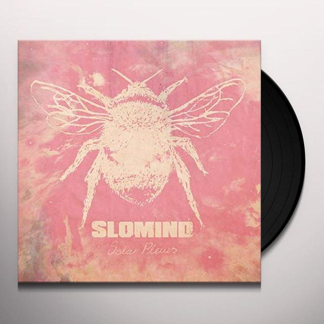 SLOMIND SOLAR PLEXIS Vinyl Record - UK Import