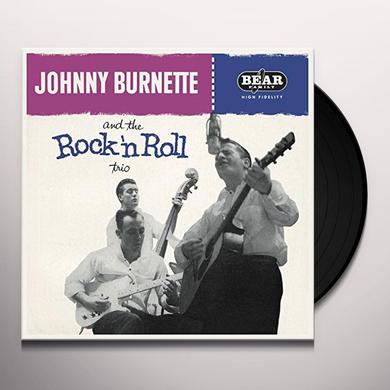 JOHNNY BURNETTE & THE ROCK 'N' ROLL TRIO (GER) Vinyl Record