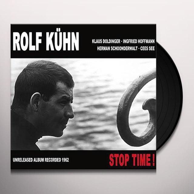Rolf Kühn STOP TIME Vinyl Record